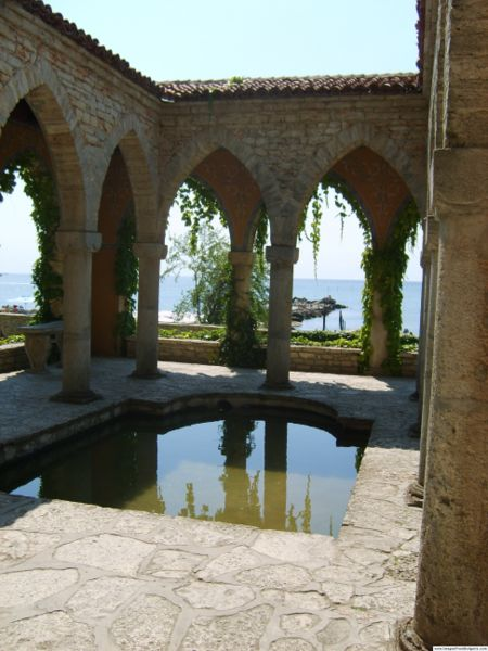 Jardin botanico de balchik bulgaria por descubrir for Como ir al jardin botanico