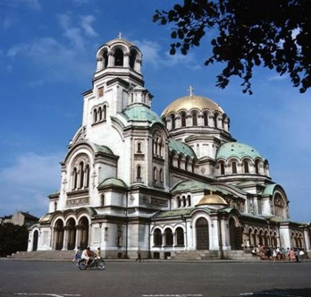 bulgaria sofia catedral alejandro nevskijpg